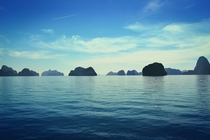 Phang Nga Daydreaming in Thailand