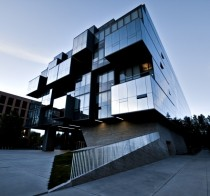 Pharmaceutical Sciences Building University of British Columbia  OC