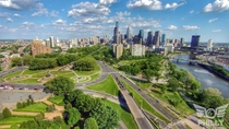 Philadelphia by Quadcopter  album in comments