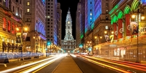 Philadelphia City Hall Pennsylvania