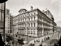 Philadelphia Post Office
