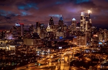 Philly City lights