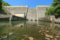 Philpott Dam Smith River Franklin and Henry Counties Virginia  by Alan Cressler  x-post rHI_Res