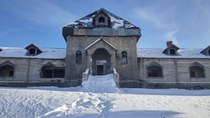 Pic #1 - Czar Nicolas Hunting Cabin in Kars Turkey