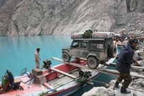 Pic #1 - How We Do Transportation in Hunza amp Some Bonus Shots