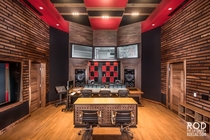 Pic #1 - I was hired to photograph a newly built audio recording studio It was pretty impressive