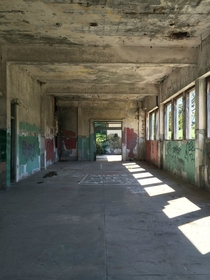 Pic #1 - Taken in an abandoned train station from  in Missouri