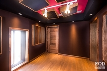 Pic #10 - I was hired to photograph a newly built audio recording studio It was pretty impressive