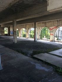 Pic #10 - Taken in an abandoned train station from  in Missouri