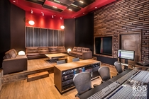 Pic #2 - I was hired to photograph a newly built audio recording studio It was pretty impressive