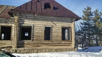 Pic #4 - Czar Nicolas Hunting Cabin in Kars Turkey