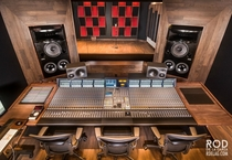 Pic #4 - I was hired to photograph a newly built audio recording studio It was pretty impressive