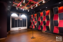Pic #6 - I was hired to photograph a newly built audio recording studio It was pretty impressive