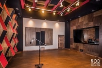 Pic #7 - I was hired to photograph a newly built audio recording studio It was pretty impressive