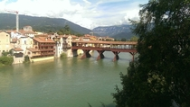 Picture i took in Bassano Del Grappa Italy