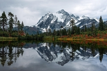 Picture Lake - North Cascades