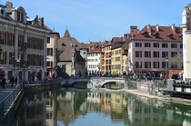 Picture of Annecy France I Took