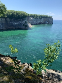 Pictured Rocks National Lakeshore UP Michigan OP x