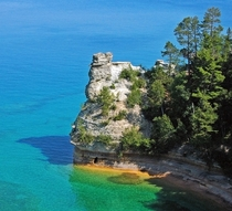 Pictured Rocks National Park Lake Superior