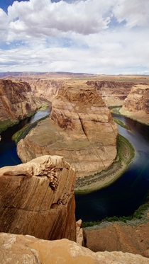 Pictures just cant do it justice Horseshoe Bend Arizona