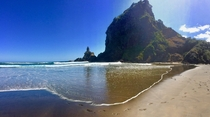 Piha Beach - Auckland New Zealand
