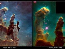 Pillars of Creation  and
