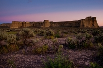 Pillars of Rome in Eastern Oregon photographed by Scott Butner