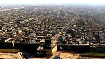 Pingyao Shanxi China A well-preserved ancient city