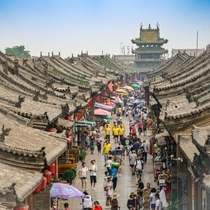 PingyaoChina The best preserved city in East Asia
