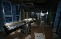 Pitch-black Morgue in Abandoned Hospital Jeannette PA