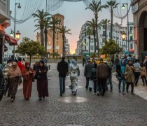 Place Moulay El Mehdi Tetouan Morocco  by upailos