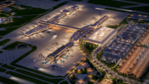 Planned Expansion of Bergstrom Airport in Austin Texas