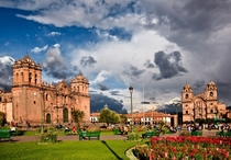 Plaza de Armas Cusco Peru  by Dmitry Samsonov x-post rPeruPics