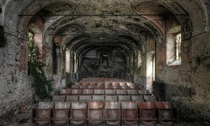 Please proceed to your allocated seat Derelict Theatre