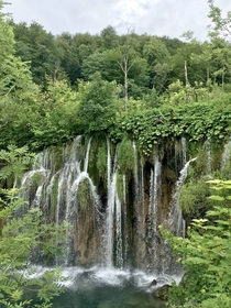 Plitvice Croatia Hours upon hours of walking past increasingly amazing waterfalls