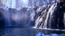 Plitvice lakes Croatia by Peter Eisenbacher