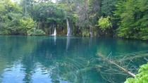 Plitvice lakes Croatia cell phone camera no filter - for people saying Plitvice pictures are photoshoped