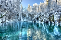 Plitvice Lakes Croatia Insane colours