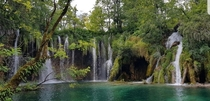 Plitvice lakes Croatia The most beautifull places I have been to yet