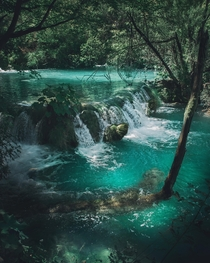Plitvice Lakes National Park Croatia  - IG andrycurious