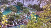 Plitvice Lakes National Park Croatia OC