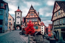 Plnlein Rothenburg ob der Tauber Germany