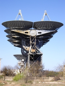 Pluton - Soviet deep space communications and planetary radar