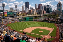 PNC Park PittsburghPA Photo credit to Joshua Peacock