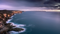 Point Perpendicular Jervis Bay AU Pre dawn scenes on the cliffs  bryceharperphotos