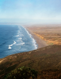 Point Reyes Cape CA