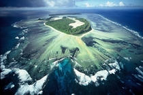Poivre Coral Atoll Seychelles -