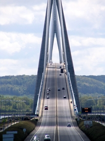 Pont de Normandie France