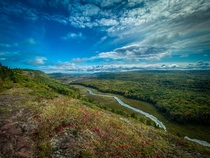 Porcupine Mountains Wilderness State Park Michigan USA
