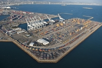 Port of Long Beach Pier B Rail Yard